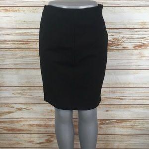 WHBM Stretch Career Pencil Skirt